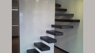 Escalera moderna - Escalera minimalista
