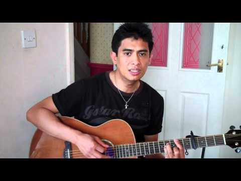 dahil ikaw- by true faith- acoustic cover