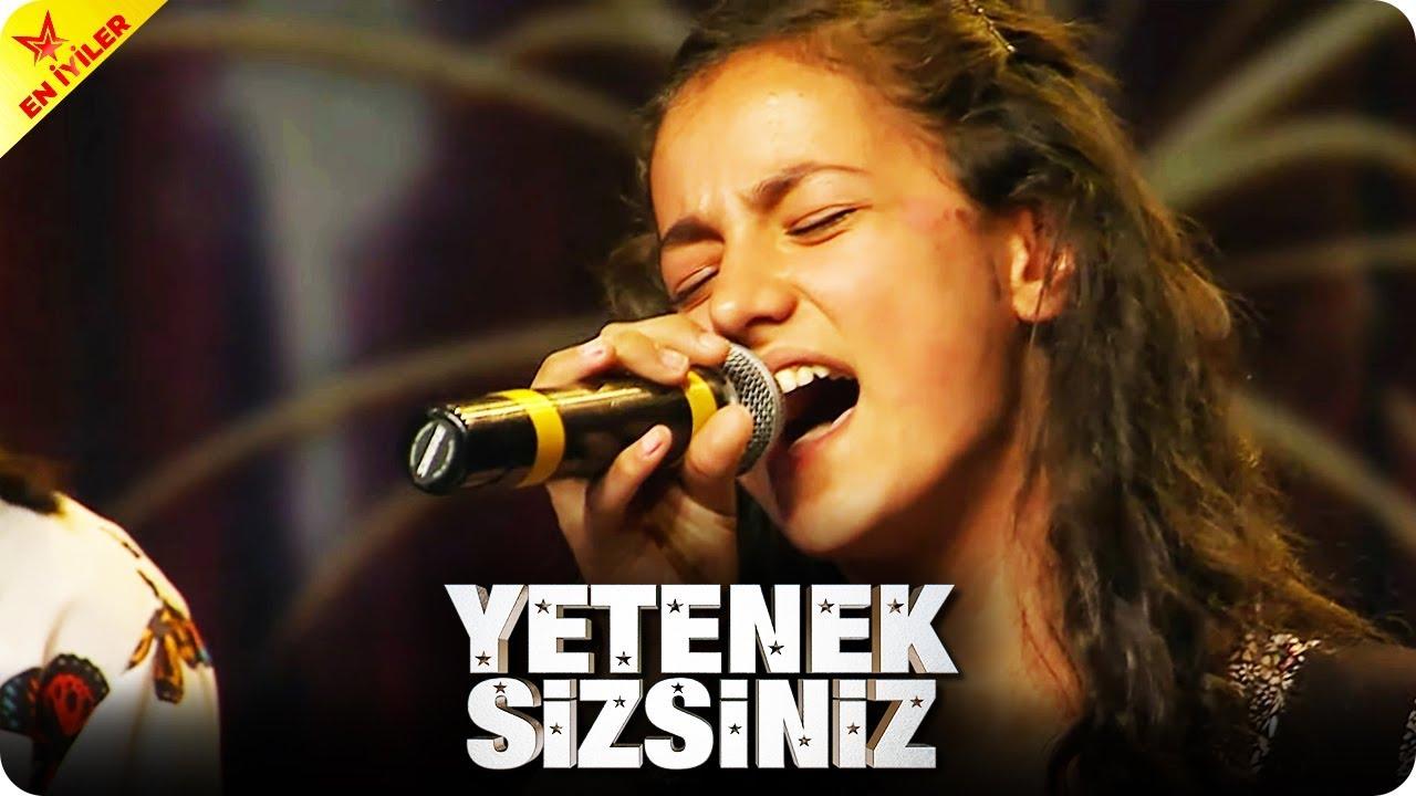 Tüyleri Diken Diken Eden Şarkı Performansı ???? | Yetenek Sizsiniz Türkiye
