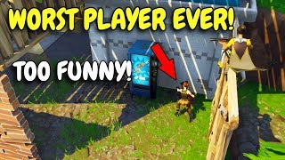Player gets revived 10+ times! FUNNY | 18 Kills while trolling ...