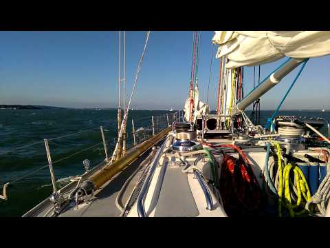 ASMR | Tall Ships Youth Trust Trip 2015