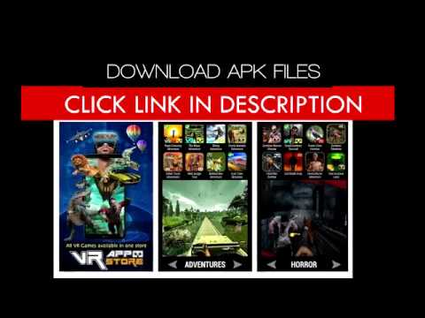 VR Games Store v2 9 Apk For Android - YouTube