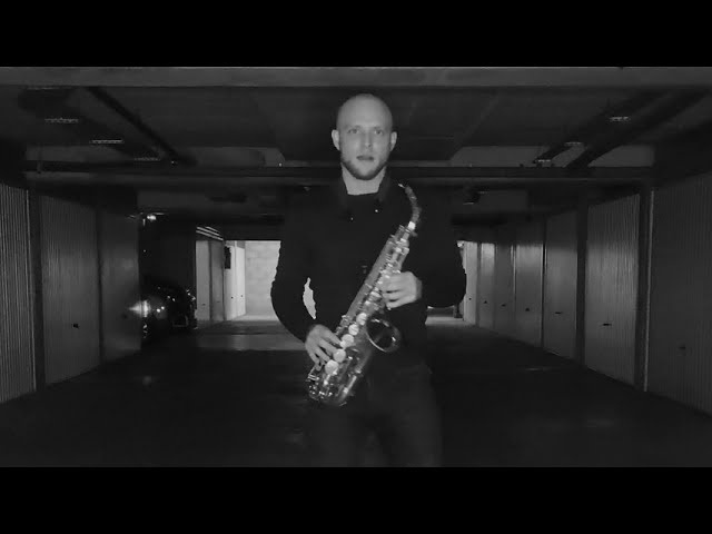 FEVER Dua Lipa & Angèle - Tonio Sax Cover