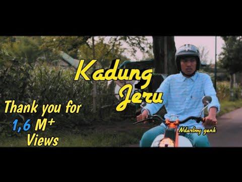 Kadung Jeru Ndarboy Genk~ Cover video clip