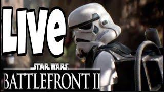 Star war Battlefront 2 divulgando seu Canal #vempralive