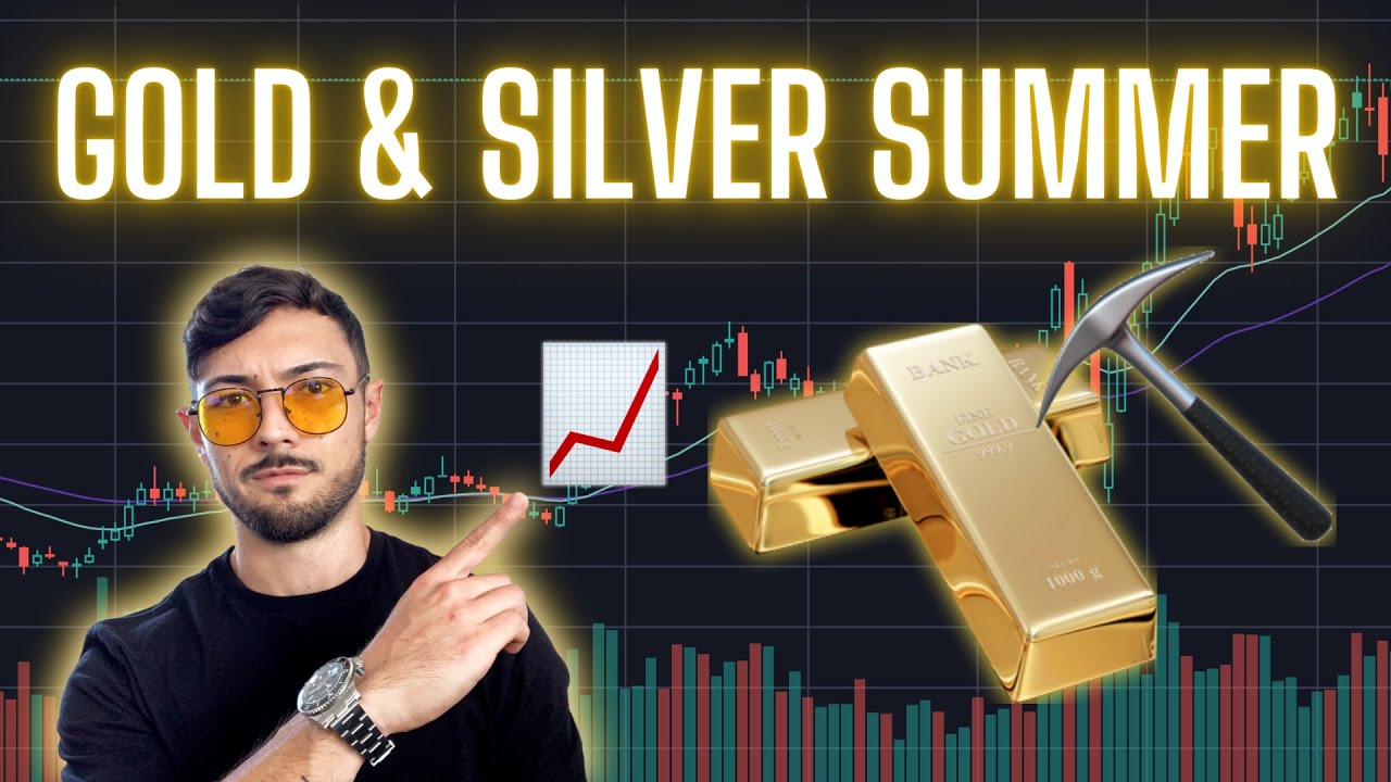 Shiny Summer or Na? Gold & Silver Technical Analysis + Price Targets