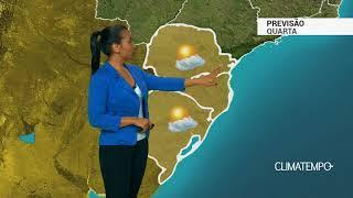 Previsão Sul – Sol e temperaturas em elevação