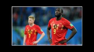 ManUnited-Star Lukaku verkündet Belgien-Rücktritt