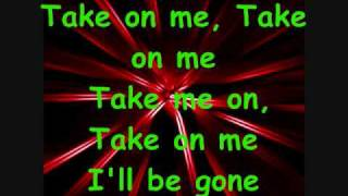 Jonas Brothers - Take On Me ( Lyrics On Screen & Free Download LInk)