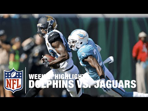Dolphins vs. Jaguars | Week 2 Highlights | NFL