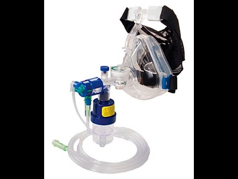 Flow-Safe® CPAP System - Higher FiO2 - Mercury Medical