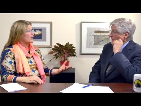 Arnie Gundersen: Energy and Efficiency Conservation  witn  Elizabeth Chant 2/12/2015
