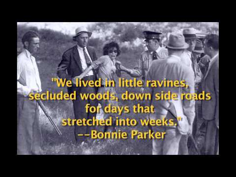 Last Mile for Bonnie and Clyde