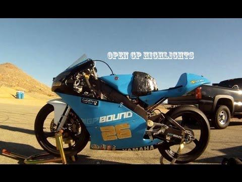 GP Bikes vs. Electric Bikes At The Horse Thief Mile [GoPro Hero3 Black]