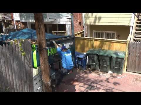 Washington DC 1-800-Got-Junk? Culture Video
