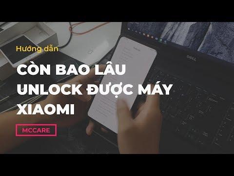 Cách Check, Kiểm Tra Thời Gian Chờ Unlock Bootloader điện Thoại Xiaomi