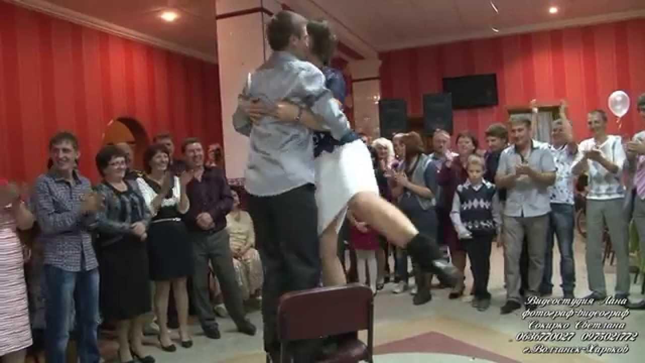 Танец тещи с зятем на свадьбе видео