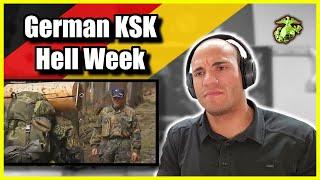 Marine reacts to German Special Forces Hell Week (Kommando Spezialkräfte)