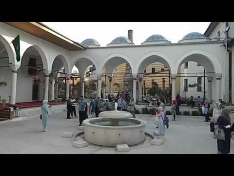 Travelling in Montenegro 2016 - Sarajevo Bosnia and Herzegovina - episod 9 /HD/