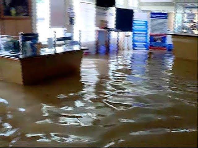 Kerala Rain : Trivandrum Cosmopolitan Hospital under water after heavy rain