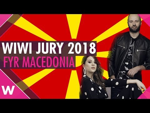 """Eurovision Review 2018: FYR Macedonia - Eye Cue - """"Lost And Found"""""""