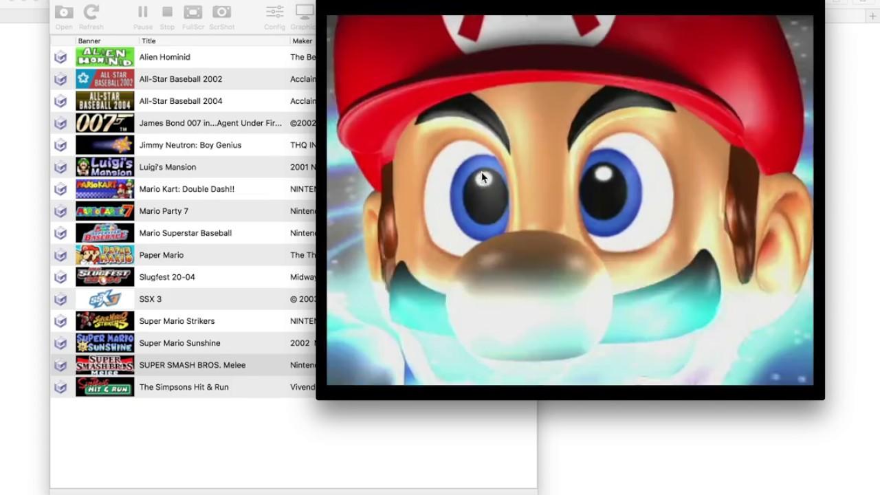 Dolphin Emulator | How to Play Nintendo Gamecube on a Mac!