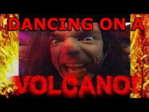 Dancing On A Volcano Music Video - Ken Tamplin