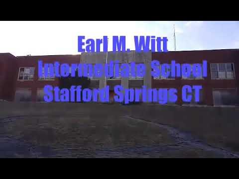 Earl M. Witt Intermediate School In Stafford Springs CT