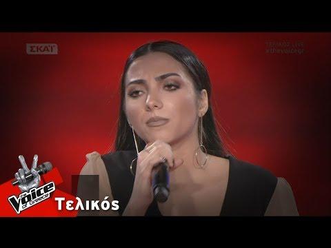 Δέσποινα Λεμονίτση - Αύγουστος | Tελικός | The Voice of Greece