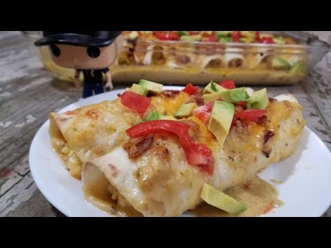 Breakfast Enchiladas Recipe, the ultimate family style breakfast
