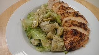 Chicken and Artichoke Salad