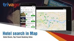Trivago - Hotel search in maps