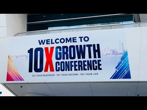 10X Growth Conference Review and Tips for 10X Growth Con