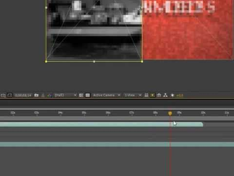 Adobe after effects video tutorial: split-screen reveal youtube.