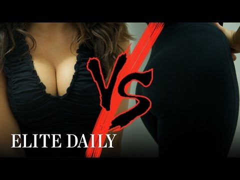 Boobs vs Butts: Which Do You Prefer? [Gen whY]