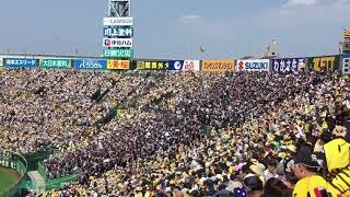 2018/6/9 阪神甲子園球場.