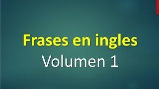 Lista de frases básicas en inglés principiantes. thumbnail
