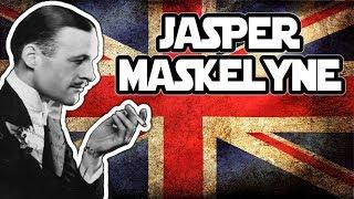 Jasper Maskelyne: Il mago che perculava i nazisti