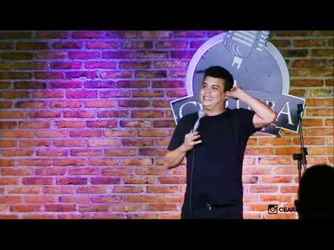 Emerson Ceará - Cachaça com remédio - Stand-up Comedy