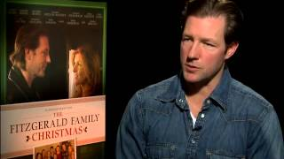 Saving Private Ryan star Edward Burns is interviewed about his new movie The Fitzg
