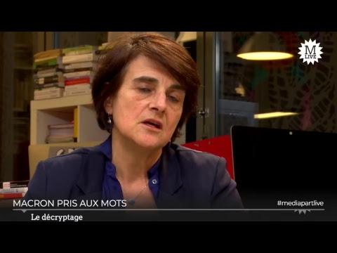 Entretien avec Emmanuel Macron: dès 19h ce dimanche, un Mediapart Live spécial