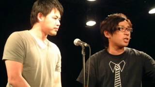 アルコ&ピース平子とグラドル田中涼子のイチャつき漫才 http://youtu.b...