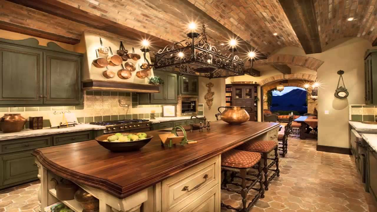 Image Result For French Rustic Kitchen