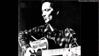Woody Guthrie - Do You Ever Think Of Me (At My Window)