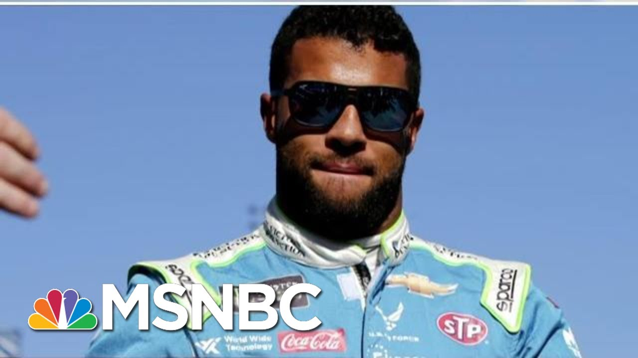 FBI finds no crime over noose in Bubba Wallace's NASCAR garage ...
