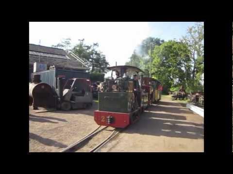 The Lea Line - Alan Keef Ltd Open Day 2012