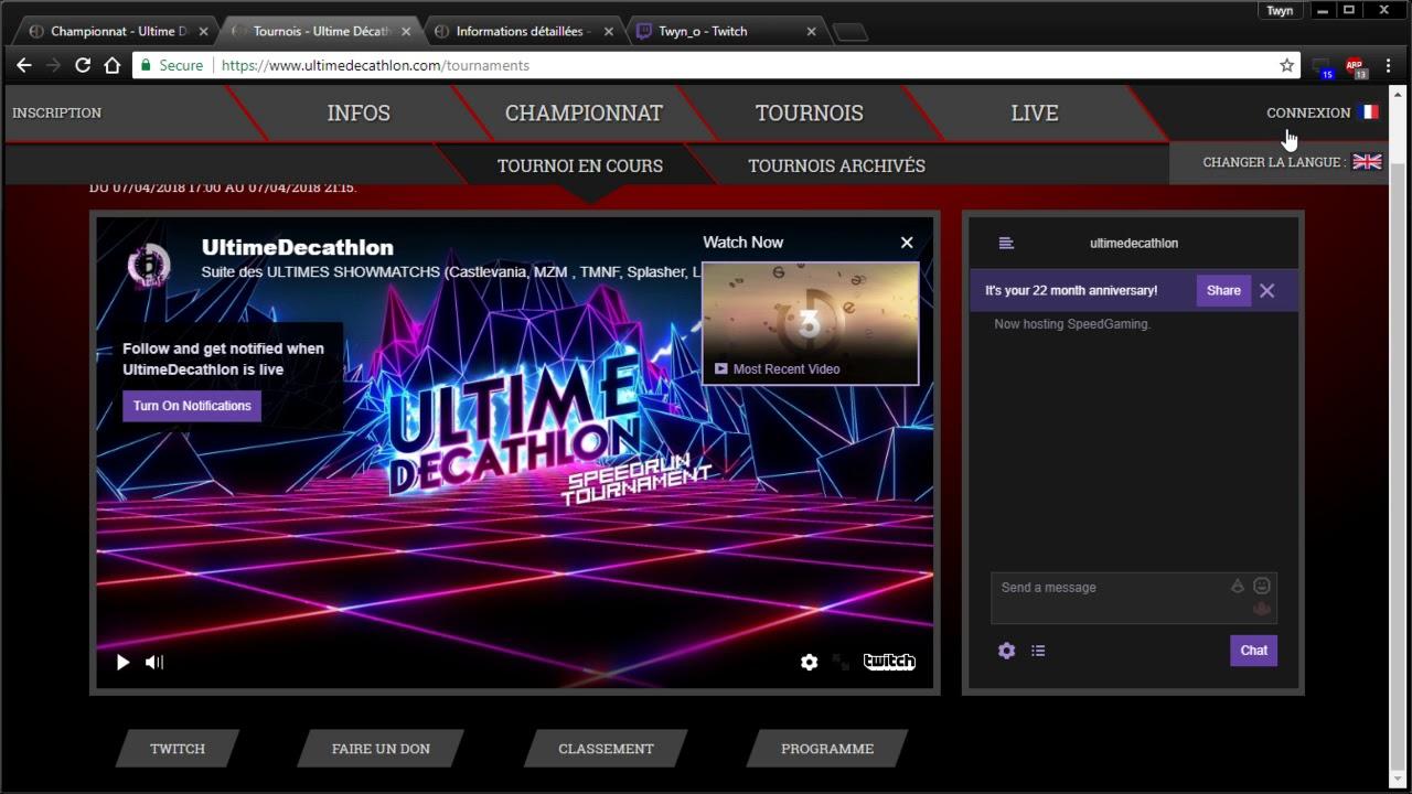 Detailed information - Ultime Décathlon