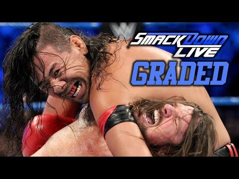 WWE SmackDown Live London: GRADED (15 May)