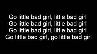 Скачать David Guetta Ft Taio Cruz Little Bad Girl Lyrics