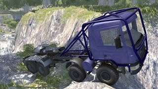 8x8 Heavy utility truck - BeamNG.drive